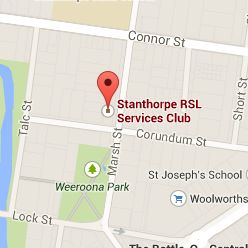 Stanthorpe RSL Services Club - Google Maps