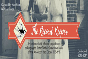 The Record Keeer Website